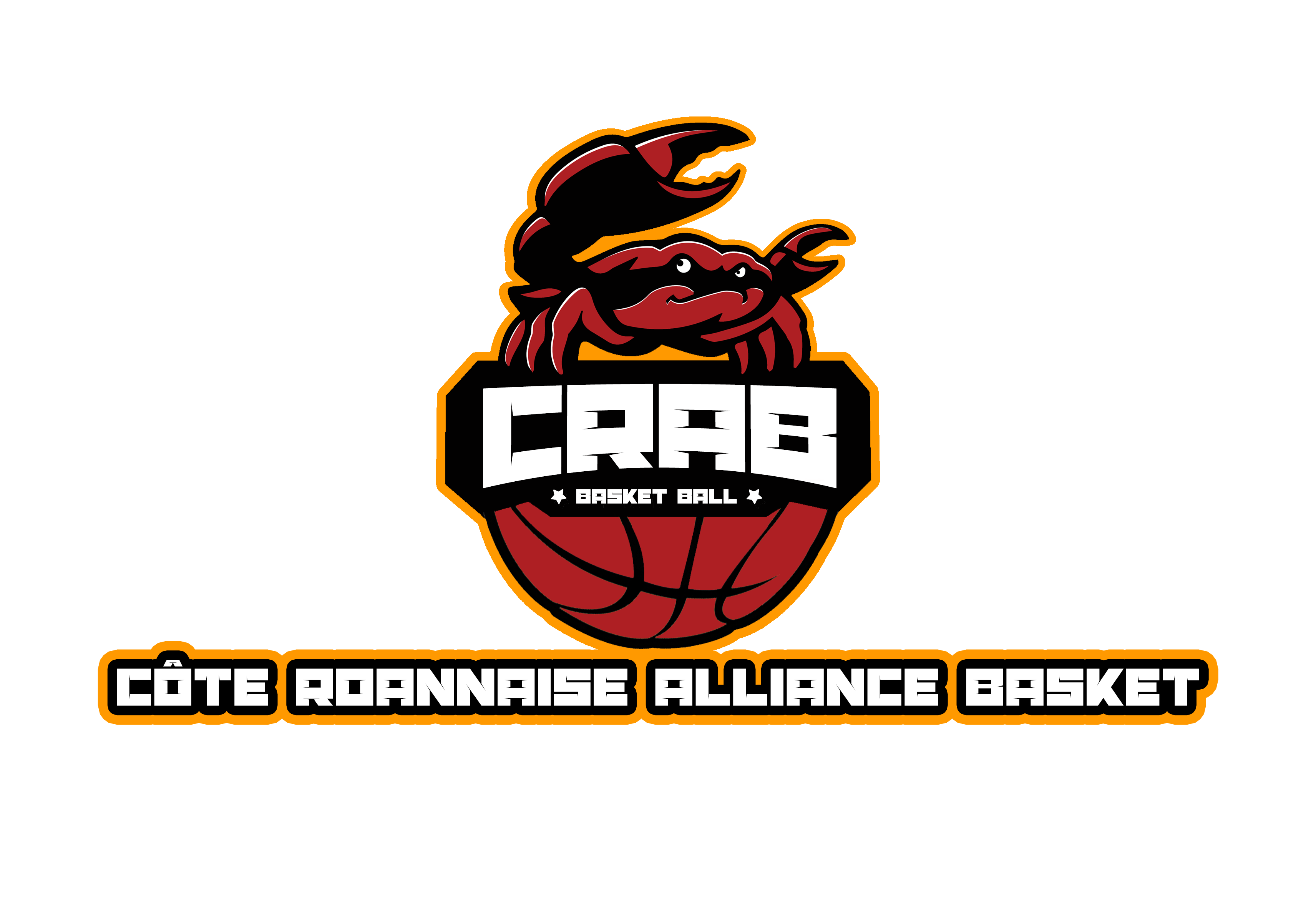 Logo Côte Roannaise Alliance Basket